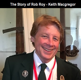 The Story of Rob Roy MacGregor